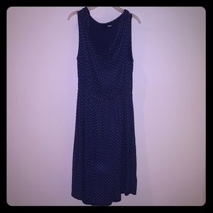 BROOKLYN INDUSTRIES Polka Dot Dress